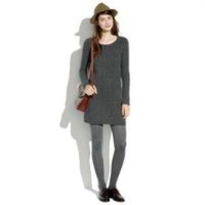Madewell Merino Sweater Dress